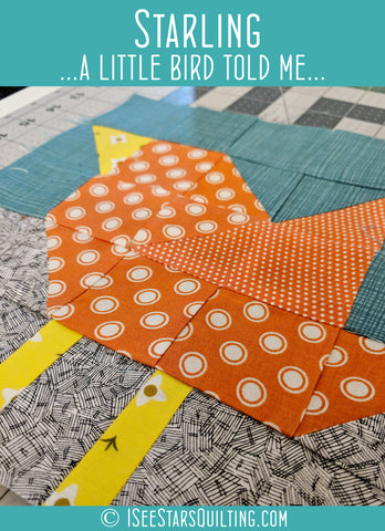 Starling Quilt Pattern - Automatic Download