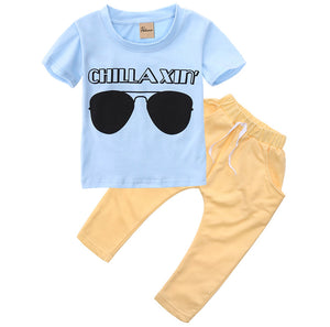Chillax Day 2 Piece Set - Infantnatic