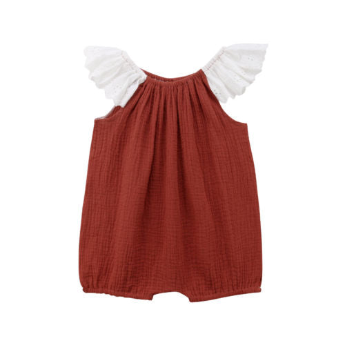 Angel's Wings Romper