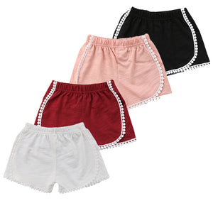 Sporty Colourful Shorts