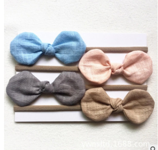Hayley 4 Pieces Mini Ribbon
