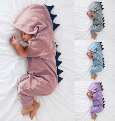 Sleeping Dino Jumpsuit