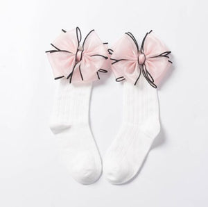 Drezyah Ribbon Socks