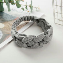 Load image into Gallery viewer, Ayla Twisted Headband