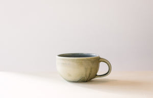 Tea cup in Dust Storm