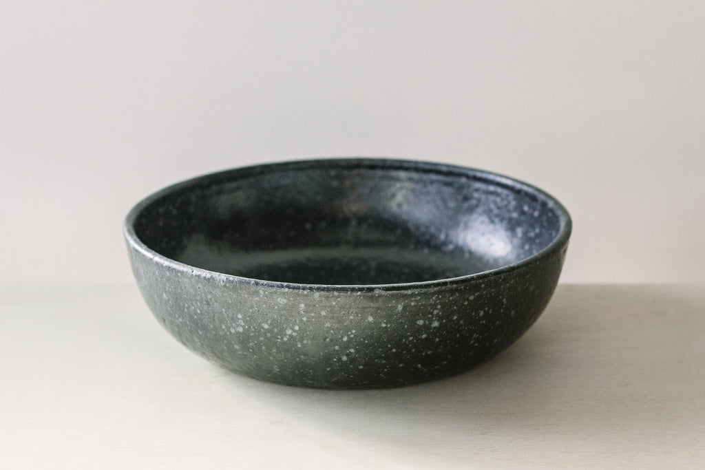 Bowl in Midnight