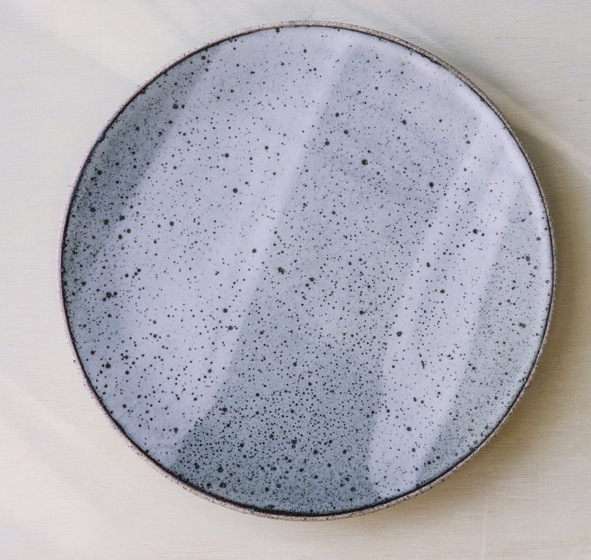 Dinner plate in Milky Way