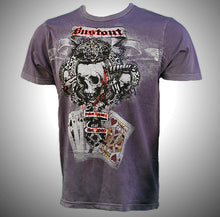 "Load image into Gallery viewer, ""Suicide King"" Men's Premium Fashion Tee"