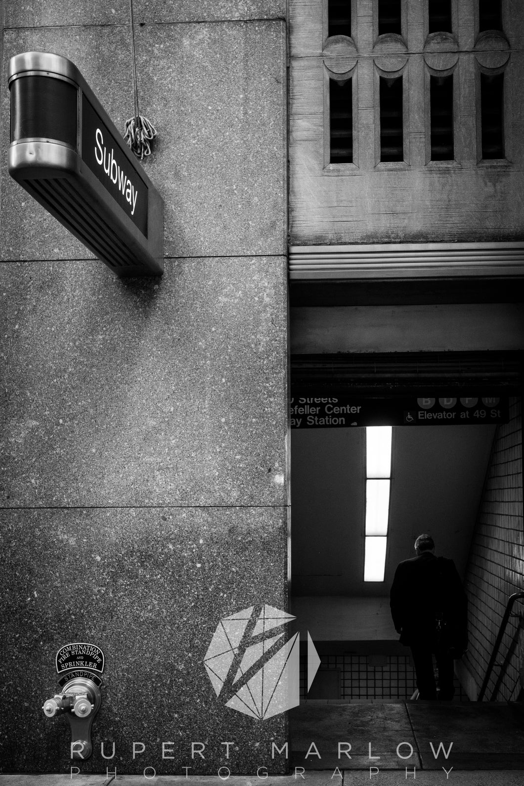 Monochrome Subway
