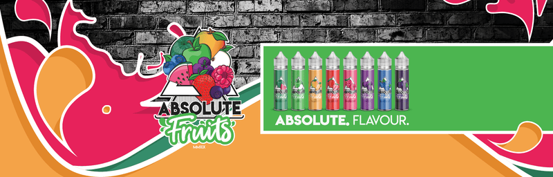 NEW IN! Absolute Fruits