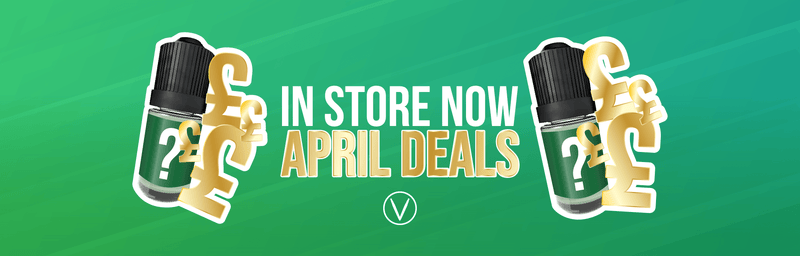 April In-Store Deals