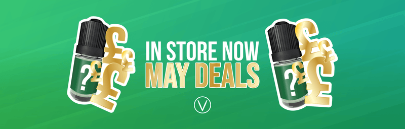 May In-Store Deals