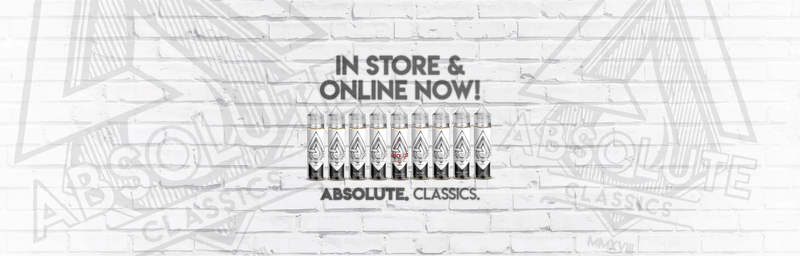 New & Exclusive! Absolute Classics White Label!