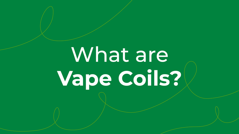 What are vape coils?