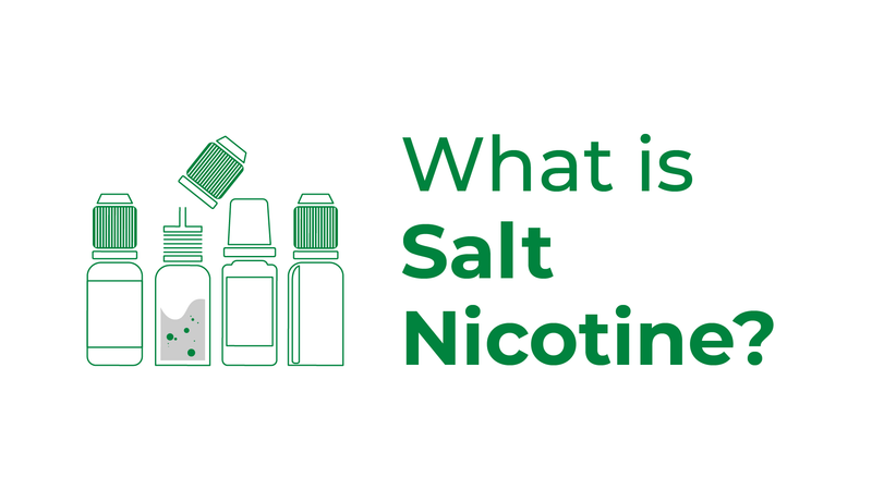 What is salt nicotine?