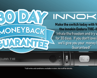 Innokin 30 Day Money Back Guarantee
