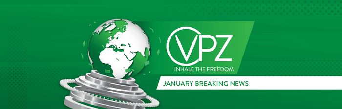 Vaporized has rebranded to VPZ. Have you seen our new look stores?