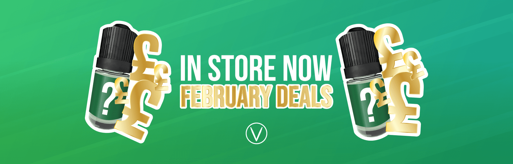 February In-Store Vape Deals