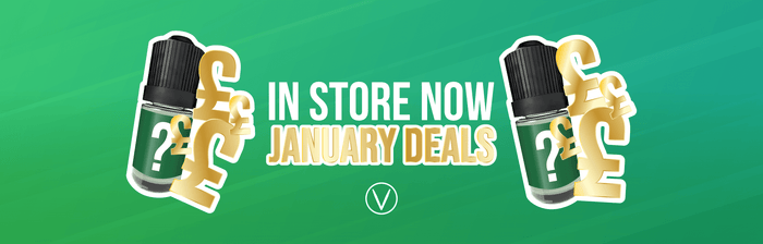 January In-Store Deals