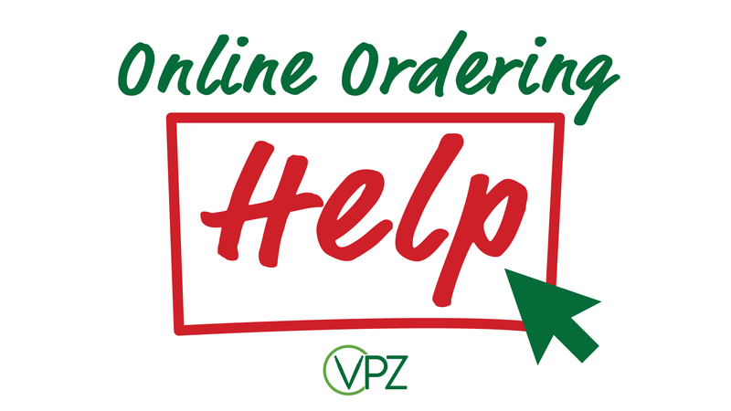 Call our team to place your order over the phone!