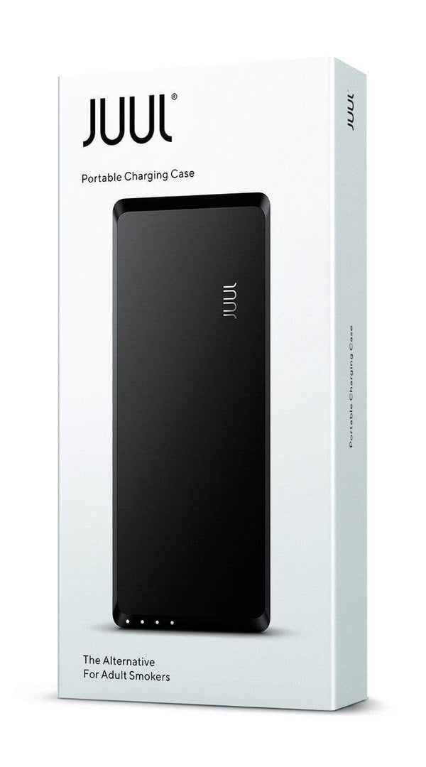 JUUL Portable Charging Case - Accessories - JUUL at VPZ | Vape E-Liquids, Kits and Coils