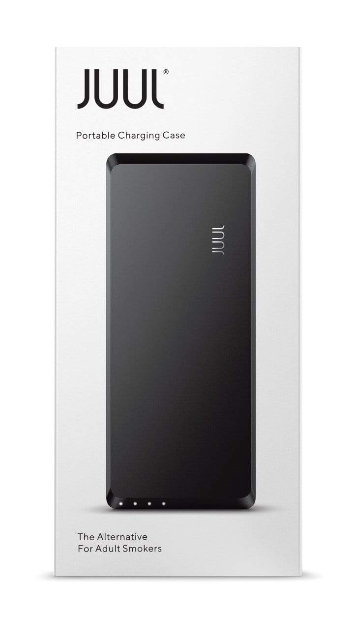JUUL Portable Charging Case - VPZ | Vape E-Liquids, Kits and Coils
