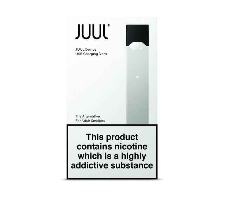 JUUL Device Kit - Devices - JUUL at VPZ | Vape E-Liquids, Kits and Coils