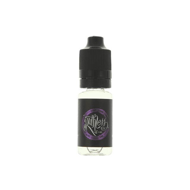 Ruthless E-juice - Grape Drank E-Liquid (10ml) - Premium - Ruthless at VPZ | Vape E-Liquids, Kits and Coils