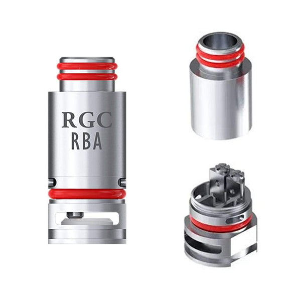 SMOK RGC RBA Rebuildable Coil Head - VPZ | Vape E-Liquids, Kits and Coils