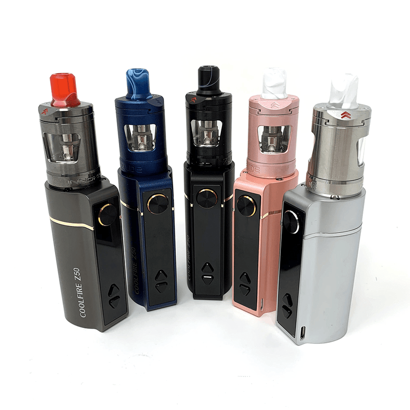 Innokin Z50 Kit Bundle - VPZ | Vape E-Liquids, Kits and Coils