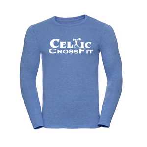 Celtic CrossFit | Men's Long sleeve | Blue