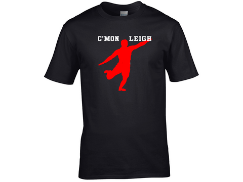 Rugby | C'mon Leigh | Black