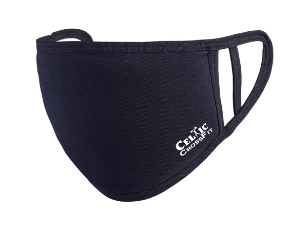 Face Mask | Celtic CrossFit Adults |  Multiple colours