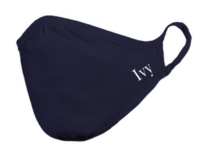 Face Mask | Personalised Adult |  Navy