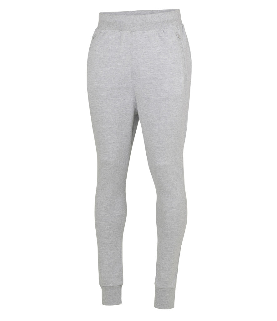 Slim Fit Joggers | Heather Grey