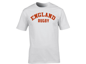 Rugby | England Rugby | White