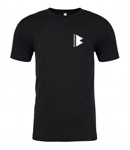 BFunctional | Men's Triblend T shirt | Black