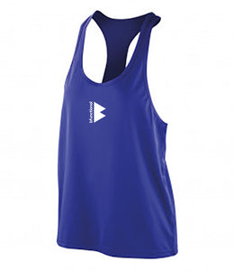 BFunctional | Women's Vest | Blue