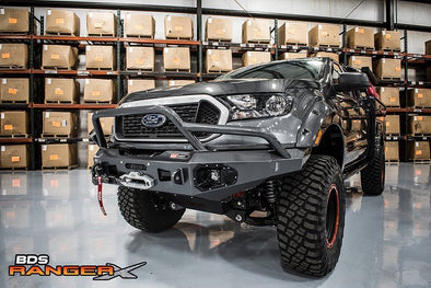 Our Favorite 2019 Ford Ranger Parts from the SEMA Show