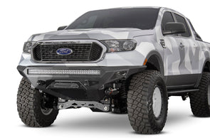 F221193030103 - 2019-2020 Ford Ranger ADD Stealth Fighter Front Off-Road Bumper (No Sensors)