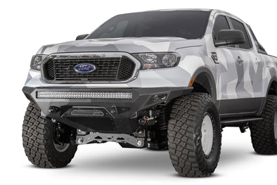 F221193030103 - 2019-2021 Ford Ranger ADD Stealth Fighter Front Off-Road Bumper (No Sensors)