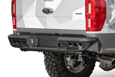 R222231280103 - 2019-2021 Ford Ranger ADD Venom Rear Off-Road Bumper (With Backup Sensors)