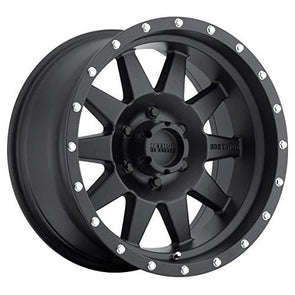 MR30179060512N - Method Race 17x9 Standard 6x5.5 Matte Black Wheel 12 mm Offset