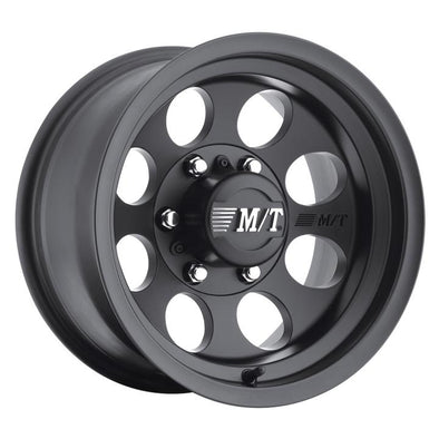 MTT90000001796 - 2019-2020 Ford Ranger 17x9 MT Classic III 6x5.5 Wheel 12 mm Offset