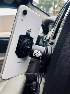 MBAMOBN-PRO-BLK - 2019-2020 Ford Ranger Mob Armor Magnetic Cell Phone Mount