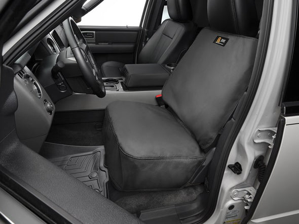 WETSPB002 - 2019-2020 Ford Ranger WeatherTech 1st Row Bucket Seat Cover Drivers Side