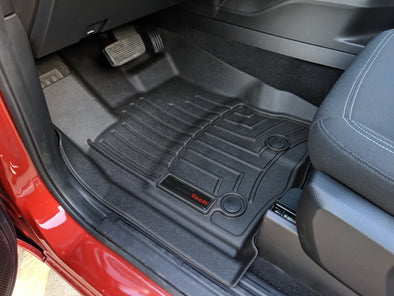 4415182 - 2019-2021 Ford Ranger Supercrew WeatherTech Rear FloorLiner