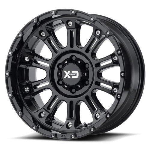 XDWXD82929068318 - KMC-XD 20x9 Hoss 6x5.5 Wheels 0 mm Offset
