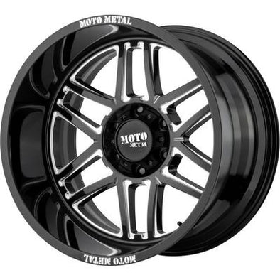 MMWMO99229068318 - 2019-2021 Ford Ranger Moto Metal 20x9 Folsom 6x5.5 Wheels 18 mm Offset