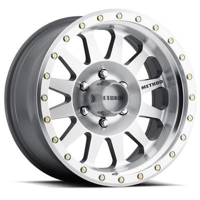 MRWMR30478560300 - Method Race 17x8.5 Double Standard 6x5.5 Wheel 0 mm Offset